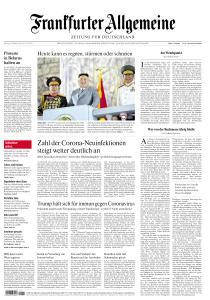 Frankfurter Allgemeine Zeitung - 12 Oktober 2020