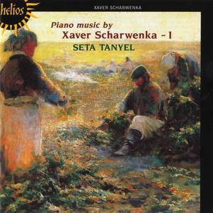 Franz Xaver Scharwenka - Piano Music Vol.1 - Seta Tanyel (2002) {Hyperion-Helios CDH55131 rec 1991}