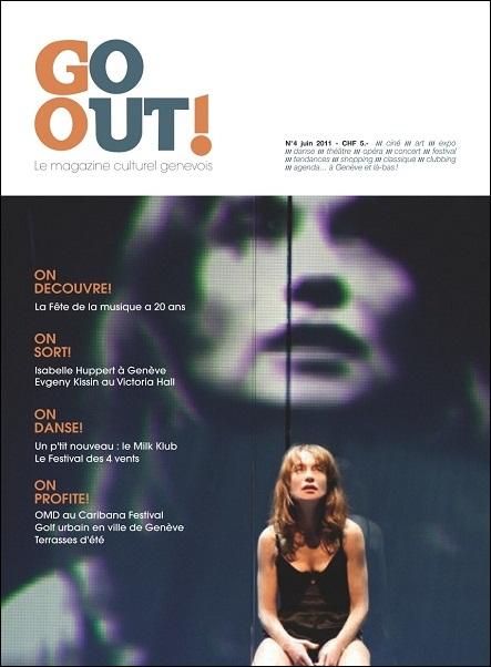 Go Out! - Juin 2011