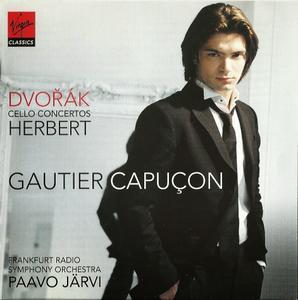 Gautier Capuçon - Dvořák, Herbert: Cello Concertos (2009) (Repost)
