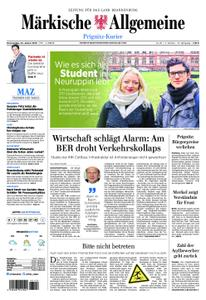 Märkische Allgemeine Prignitz Kurier - 24. Januar 2019