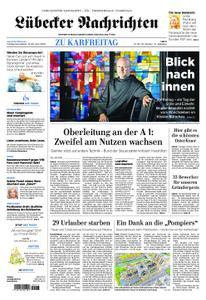 Lübecker Nachrichten Ostholstein Süd - 19. April 2019