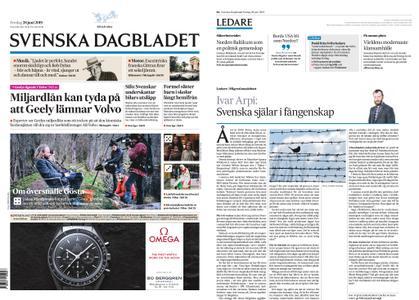 Svenska Dagbladet – 28 juni 2019