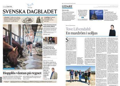 Svenska Dagbladet – 20 juli 2018