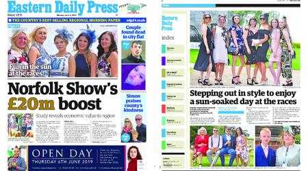 Eastern Daily Press – June 03, 2019