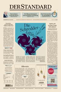 Der Standard – 25. Juli 2019