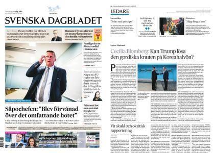 Svenska Dagbladet – 14 maj 2018