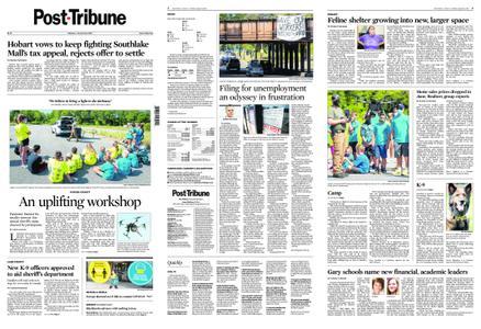 Post-Tribune – August 10, 2020