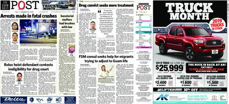 The Guam Daily Post – January 25, 2019