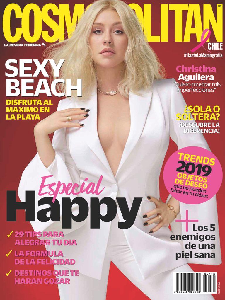 Cosmopolitan Chile - octubre 2018