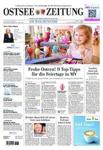 Ostsee Zeitung Wolgast - 20. April 2019