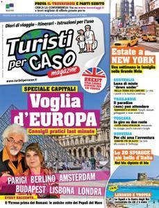 Turisti per Caso Magazine - agosto 2016