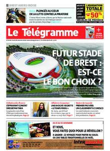 Le Télégramme Brest Abers Iroise – 28 novembre 2019