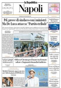 la Repubblica Napoli - 12 Luglio 2020