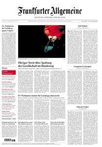 Frankfurter Allgemeine Zeitung F.A.Z. - 13. September 2018