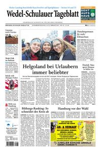 Wedel-Schulauer Tageblatt - 22. Februar 2020