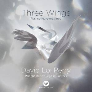 David Lol Perry - Three Wings (2017) [Official Digital Download 24/96]