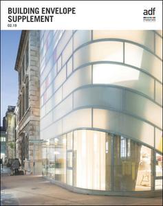 Architects Datafile (ADF) - Building Envelope (Supplement - February 2019)