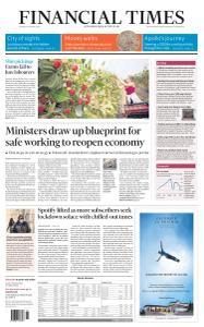 Financial Times UK - April 30, 2020