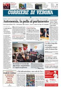 Corriere di Verona – 16 febbraio 2019