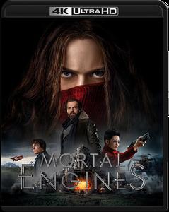 Mortal Engines (2018) [4K, Ultra HD]