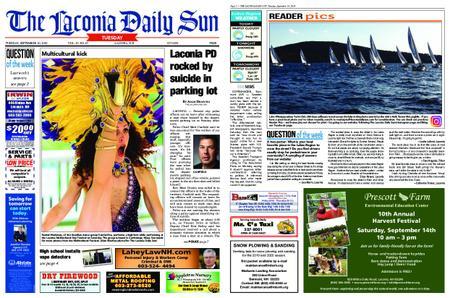 The Laconia Daily Sun – September 10, 2019
