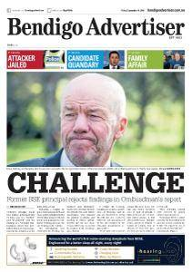 Bendigo Advertiser - September 14, 2018