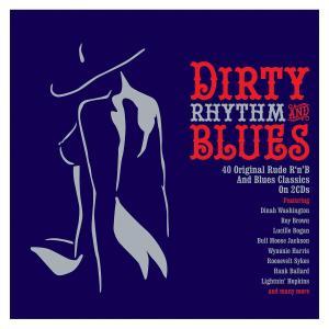 VA - Dirty Rhythm & Blues (2CD, 2019)