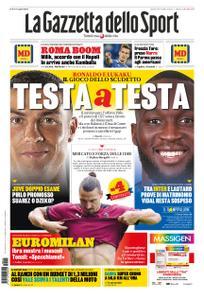 La Gazzetta dello Sport Sicilia – 15 settembre 2020
