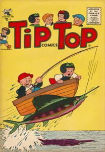 Tip Top Comics 201 St John 1956 c2c titansfan