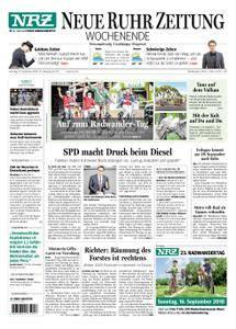 NRZ Neue Ruhr Zeitung Essen-Postausgabe - 15. September 2018