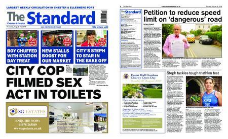 The Standard Chester & District – August 22, 2019