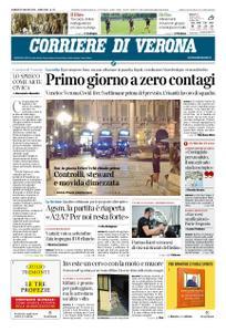 Corriere di Verona – 22 maggio 2020