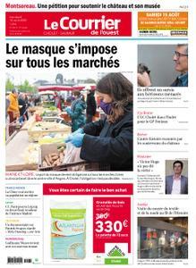 Le Courrier de l'Ouest Cholet – 14 août 2020
