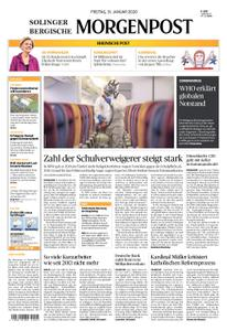Solinger Morgenpost – 31. Januar 2020
