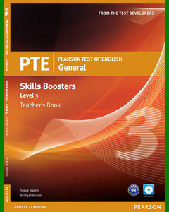 ENGLISH COURSE • PTE General Skills Boosters • Level 3 (2010)