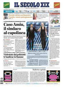 Il Secolo XIX Genova - 8 Febbraio 2017