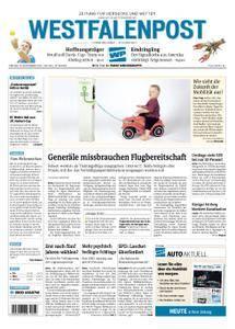 Westfalenpost Wetter - 15. September 2017