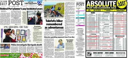 The Guam Daily Post – January 10, 2020