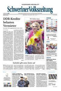 Schweriner Volkszeitung Hagenower Kreisblatt - 02. Juli 2018