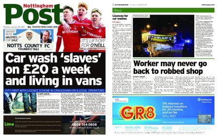 Nottingham Post – January 28, 2019