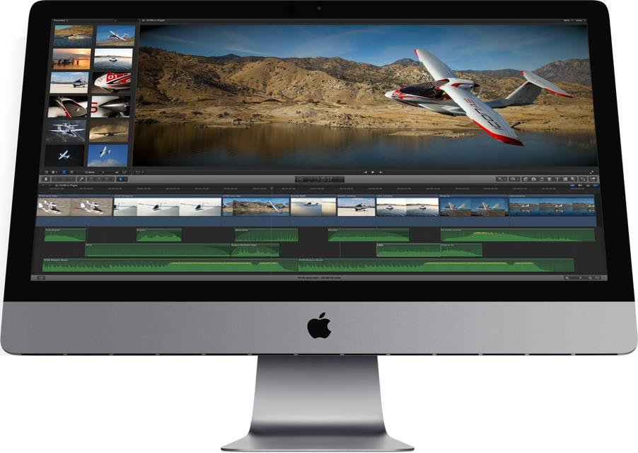 Final Cut Pro X 10.3.3 Multilangual Mac OS X