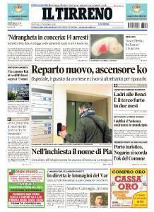 Il Tirreno Livorno - 20 Febbraio 2018
