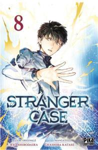 Stranger Case - Tome 8 2019