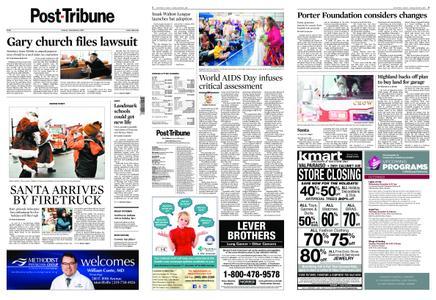 Post-Tribune – December 01, 2019