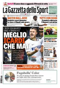 La Gazzetta dello Sport Roma – 04 aprile 2019