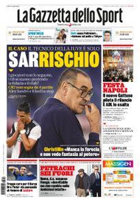 La Gazzetta dello Sport Roma – 19 giugno 2020