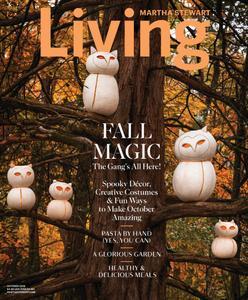 Martha Stewart Living - October 2019