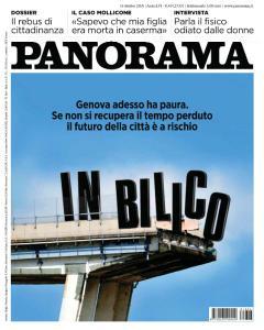 Panorama Italia N.43 - 11 Ottobre 2018