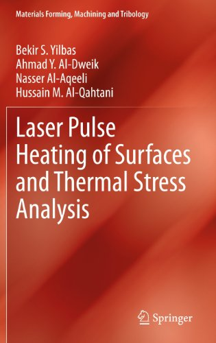 Laser Pulse Heating of Surfaces and Thermal Stress Analysis  [Repost]